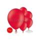 27cm  lateksa balons, pastels, assortiments,  1 gab.