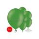 27cm  lateksa balons ar hēliu un hi-float, pasteļā krāsa , assortiments,  1 gab.