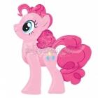 Rozā ponijs Super figūre  66cm x 73cm