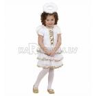 Платье ангелочка,  (110см, 116см)