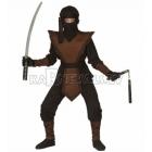 Niņdzjas  karnevāla kostīms, (128cm), samurai, japāņu karavīrs. 128
