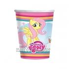 Стаканы бумажные My liitle pony, 220 мл, упаковка 8 шт.