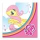 Салфетки  My little pony, 33 х 33 см., упаковка 20 шт.