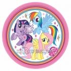 Тарелки My liitle pony - 18 см., упаковка 8 шт.