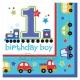 1 День рождения Салфетки