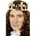 Karaļa  kronis ar dārgakmeņus