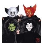 Детская маска для Хэллоуина