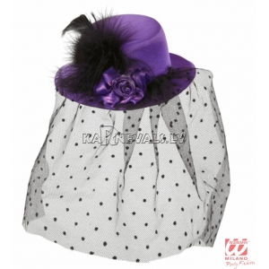 http://www.lemma.lv/4493-thickbox/violeta-mini-cepure-ar-punktotu-plivuru-rozi-un-spalva.jpg