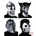 Скелет, маска для Хэллоуин