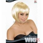 CHANEL Женский парик  светлые волосы