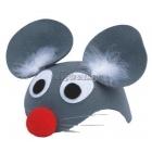 Карнавальная шапочка - Мышка