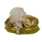 Султанская шапка  с пером