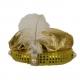 Sultāna cepure ar  spalvu