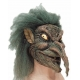 Ragana ar zaļo matiem, maska Halovīnam