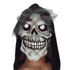 Череп, маска для Хэллоуина