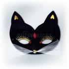 Карневальная маска черного кота, BAGHERA