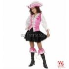 Pirāta kostīms (sieviešu tērps) S