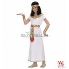 Костюм КЛЕОПАТРА, (140см), платье, воротник, манжеты, пояс, браслет.