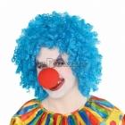 Нос клоуна, большой, диам. 8см, для подростков 14-ти лет и старше
