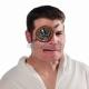 Пиратская повязка на глаз, с резинкой, подростоковый-взрослый размер