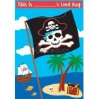 Пакет для  подарков  Пираты