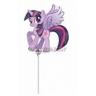 Моя маленькая пони, мини-фигура фольгированная