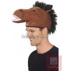 Zirga  maskas karnevāla cepure bērniem