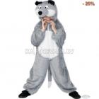 Карнавальный костюм - Волк,  для детей в возрасте от 7 до 9-ти лет. (130 - 143)