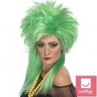 Карнавальный парик в стиле панк