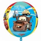 Vāģi (Cars) folija balons Orbz