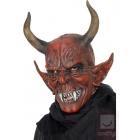 Маска дьявола, чёрта, демона.  Из латекса, полноразмерная