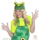 Карнавальная шапочка - Лягушка
