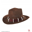 Krokodils Dandī filca cepure