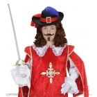 Musketieru cepure karnevālam