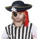 Pirāta cepure, filcs