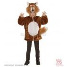 Лисёнок - плюшевый костюм