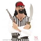 Пиратские очки с бородой