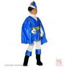 Prinča zilā kostīms 128
