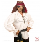 Пиратская рубашка,  белая