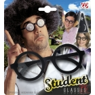 Очки студента  - неудачника, стекло