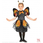 TAURIŅA audekla kleita, spārni, antenas 116 cm 4-5 gadi
