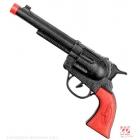 KOVBOJU ierocis melns