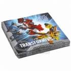 Salvetes Transformeri 2, 33x33cm, iepakojumā 20gb.