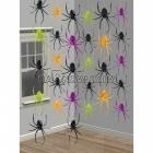 Dekori Helovīniem - Zirnekli - 6 x 210cm piekari
