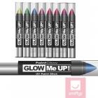 Синий ультрафиолетовый карандаш для макияжа, 3,5 г