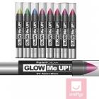 Розовый ультрафиолетовый карандаш для макияжа, 3,5 г