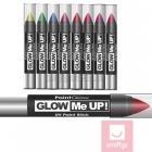 Красный ультрафиолетовый карандаш для макияжа, 3,5 г