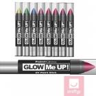 Тёмно-розовый ультрафиолетовый карандаш для макияжа, 3,5 г