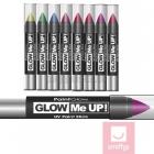 Фиолетовый ультрафиолетовый карандаш для макияжа, 3,5 г