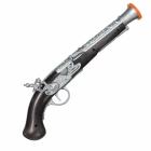 Антикварный пистолет, 1шт., черного цвета